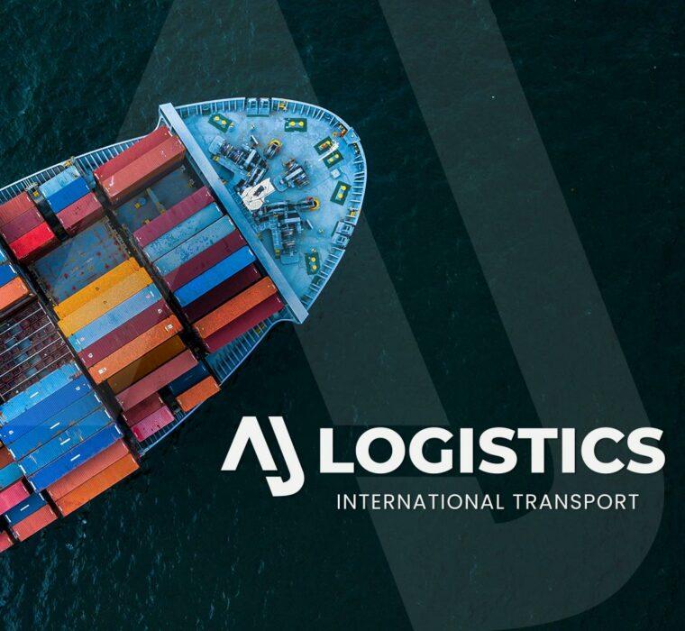 Aj logistics website