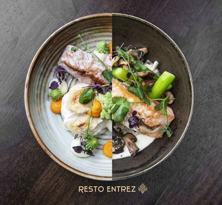 Entrez-restaurant